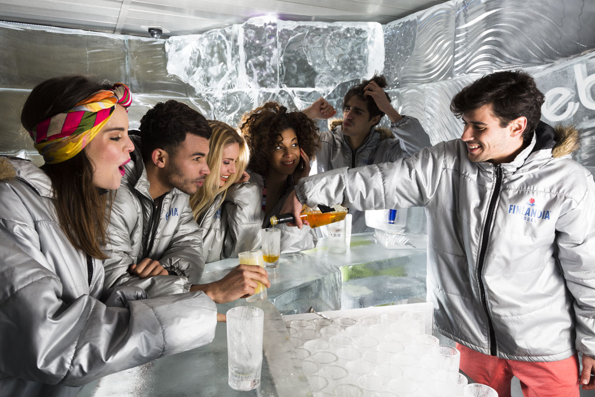 Ice Bar + Club Entry - 0