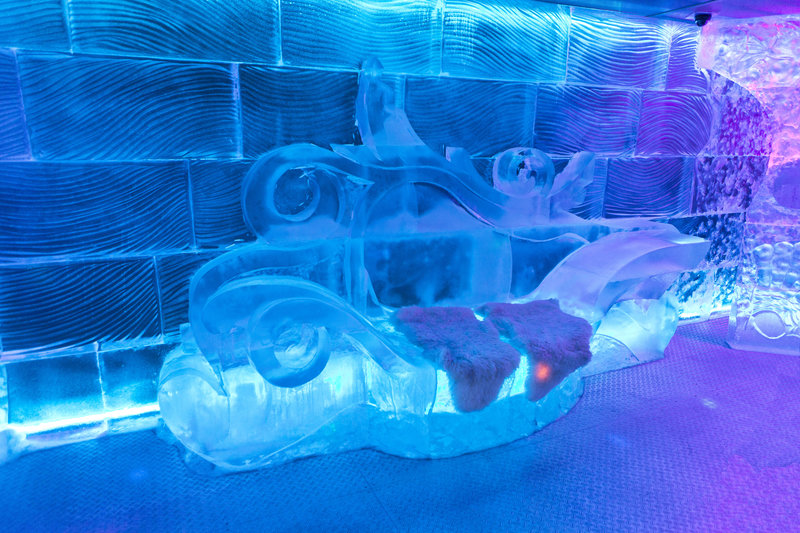Ice Bar + Club Entry - 1