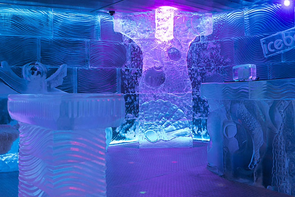 Ice Bar + Club Entry - 2