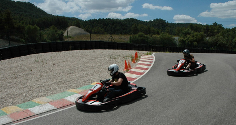 Outdoor Go-Karting - 1