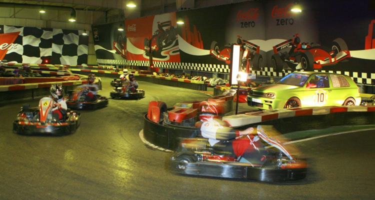 Indoor Go-Karting - 0
