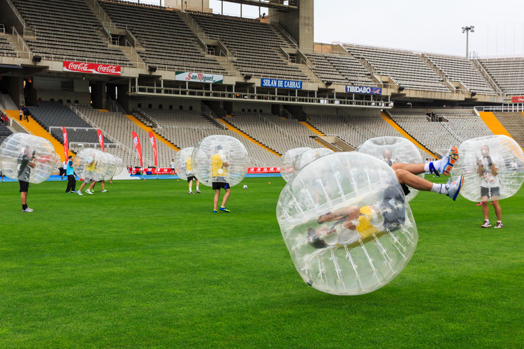Bubble Football - 0