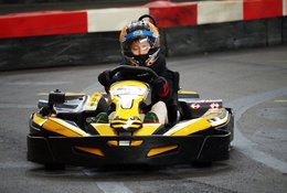 Indoor Go-Karting